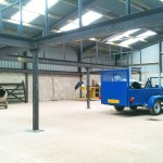 JLR Metal Works - Industrial Steel Construction