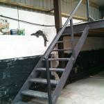 JLR Metal Works - Industrial Steel Construction