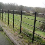 JLR Metal Works - Wrought Iron Metal Railings