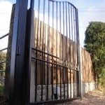JLR Metal Works - Automated Electric Gates