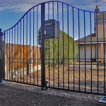 JLR Metal Works - Automated Metal Gates