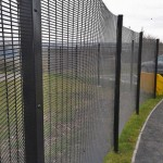 JLR Metal Works - Mesh Fencing