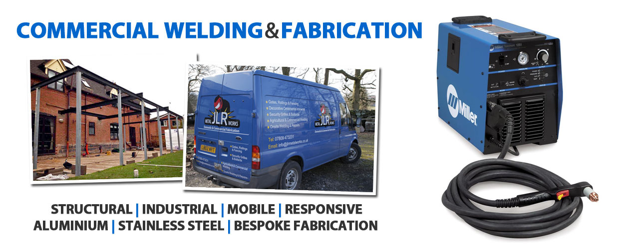 Commercial Welding & Fabrication Staffordshire
